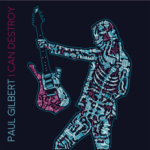 "Paul Gibert: ""I Can Destroy"""