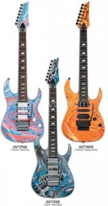 Ibanez Universe 'Passion and Warfare' 25th Anniversary