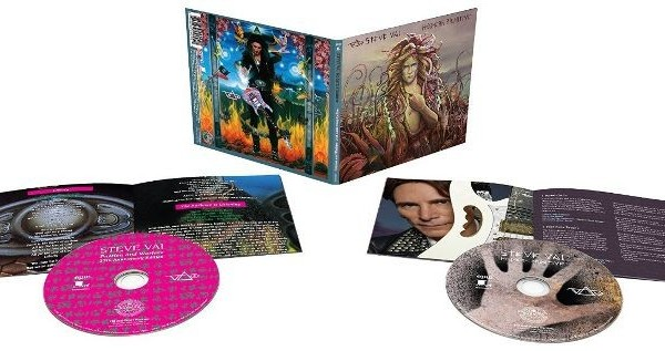 Steve Vai MOdern Primitive Passion and Warfare