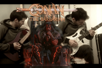 Conan The Barbarian Guitar Cover