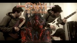 Conan The Barbarian Guitar Cover