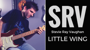 Stevi Ray Vaughan Little Wing
