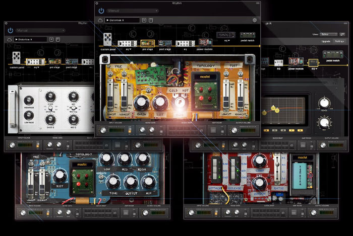 BIAS Pedal Distortion software
