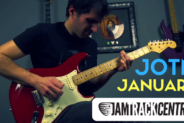 Alex Garcia Jam Of The Month January