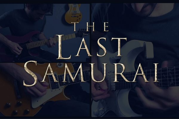 The Last Samurai Cover Alex Garcia