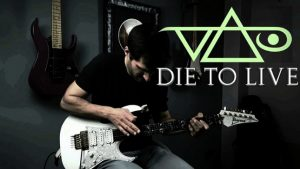 Steve Vai - Die To Live - Guitar Cover