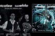 Nuevo álbum de Nicolás Waldo: EQUILIBRIUM (Shred Guitar - Instrumental MetaI)