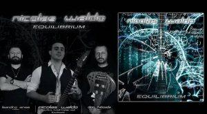 Nuevo álbum de Nicolás Waldo: EQUILIBRIUM (Shred Guitar - Instrumental MetaI)