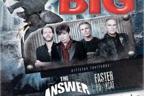 Nuevo disco, single y conciertos de Mr. BIG