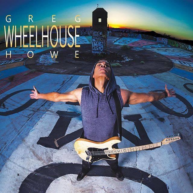 """""""Wheelhouse"""": nuevo disco de Greg Howe"""