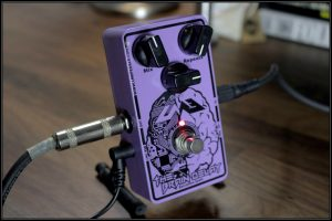 "LME Pedals presenta ""The Brain Delay"""