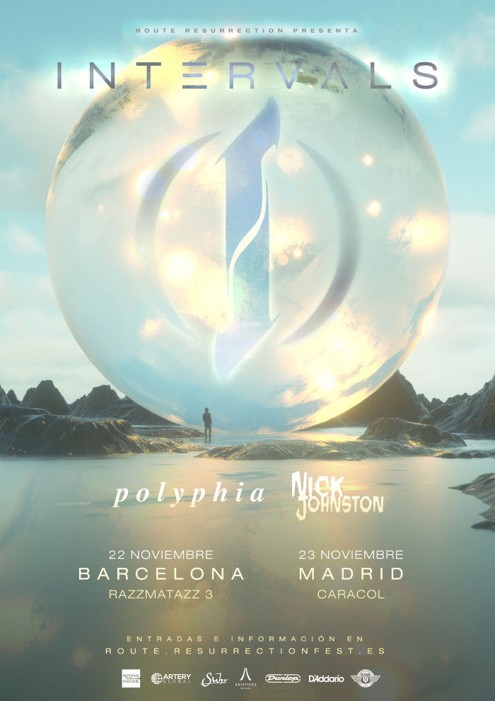 Conciertos de Intervals + Polyphia + Nick Jonhston