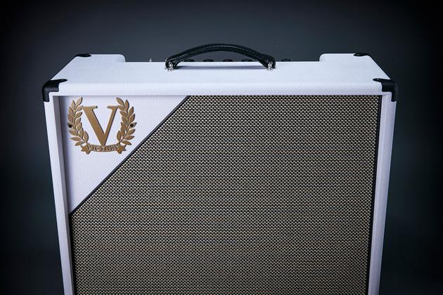 Victory Amplification presenta el nuevo amplificador RK50 Richie Kotzen Signature