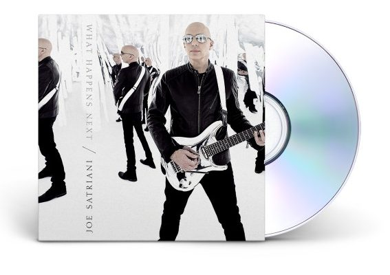 "Joe Satriani ""What Happens Next"""