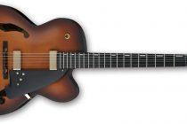 Nuevas guitarras tipo Archtop de Ibanez