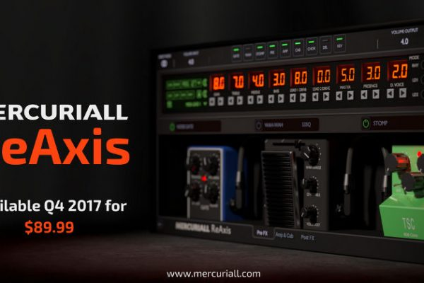 Mercuriall Audio ReAxis