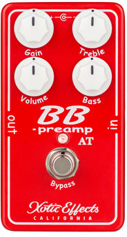 Xotic Effects BB Preamp Andy Timmons
