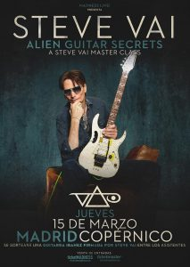 Steve Vai Alien Guitar Secrets