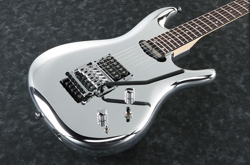 Ibanez Joe Satriani Chrome BOY JS1CR30