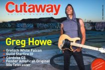 Cutaway Guitar Magazine #63: Greg Howe, Fender American Original, Gretsch...