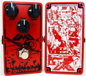 LME Pedals 36 Civil War Distortion