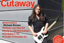 Cutaway Guitar Magazine #66: entrevista a Michael Romeo, Gibson, Fender...