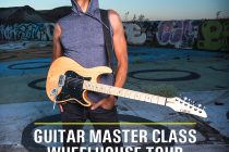Masterclass de Greg Howe en Fanatic Guitars