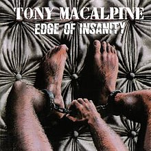 Tony MacAlpine Edge of Insanity