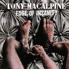 Tony MacAlpine Edge of Insanity