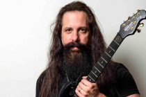 John Petrucci guitar Ernie Ball