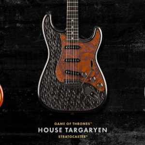 Fender Juego de Tronos Game of Thrones Sigil Collection
