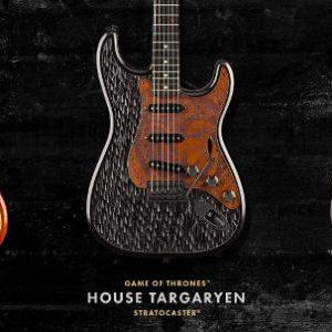 Fender Juego de Tronos Game of Thrones Sigil Collection