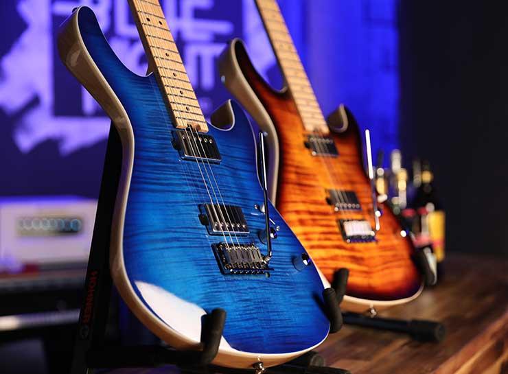 Nueva guitarra Cort G290 FAT