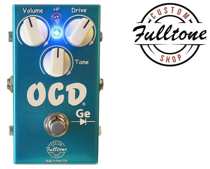 Fulltone CS-OCD-Ge Overdrive Pedal