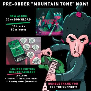 Mr Fastfinger Mountain Tone