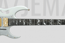 Ibanez PIA Stallion White