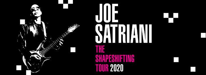 Joe Satriani: nuevo disco y BACKING TRACKS de Surfing With The Alien gratis