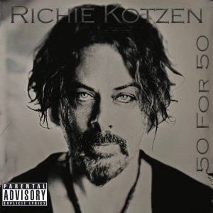 '50 for 50': triple nuevo disco de Richie Kotzen