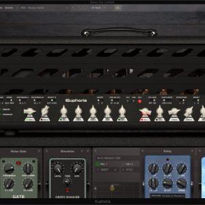 Mercuriall Euphoria amp sim plugin